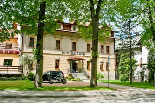 Hotel Beskid Noclegi Oswiecim Hotel Oswiecim Pokoj Oswiecim